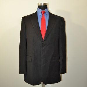 HSM Hart Schaffner Marx 40L Sport Coat Blazer Suit